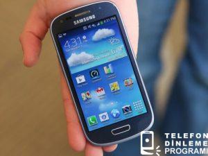Samsung Telefon Dinleme Casus Yazılım